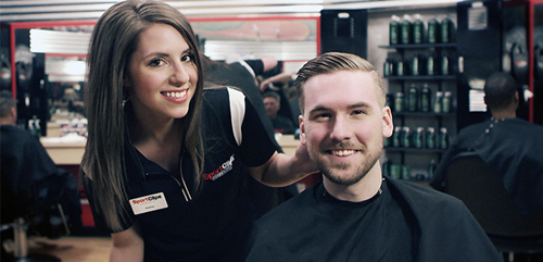 Sport Clips Haircuts of Hot Springs  Haircuts